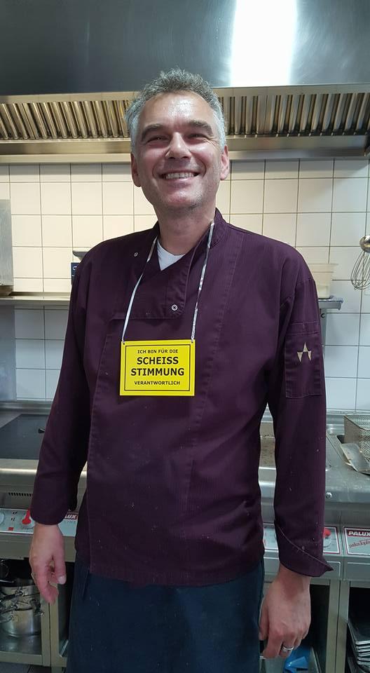Goloseo Grande Küchenchef